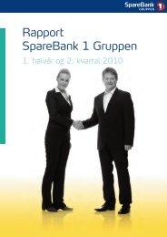Last ned rapport her (PDF) - SpareBank 1 gruppen