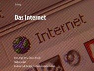 Das Internet - campusphere