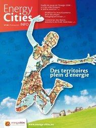 Energy Cities Info n°39 - Energie Partagée