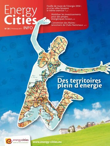 Energy Cities Info n°39 - Energie Partagée