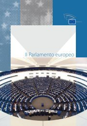 Il Parlamento europeo lavora per voi - EU Bookshop - Europa