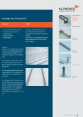 Befestigung MCG 1.1 Membrane-Connected-Glass - Sunova - Seite 5