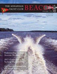 Fall 2011.indd - Annapolis Yacht Club