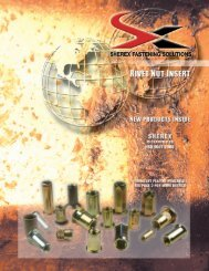 Rivet Nut Catalog - Electronic Fasteners Inc