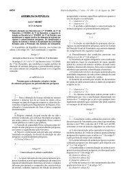 Lei n.º 49/2007 - Diário da República Electrónico
