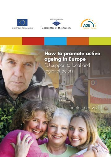 How to promote active ageing in Europe EU - Europa