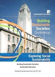 Sustainable-Education-evaluation