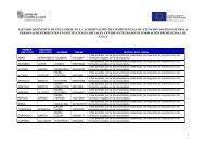 1 listado definitivo de excluídos en la acreditación de competencias ...