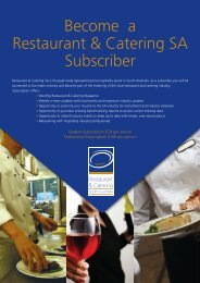 Subscribe low res.pdf - Restaurant & Catering Association of South ...
