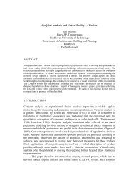 Conjoint Analysis and Virtual Reality – a Review