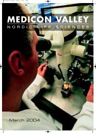 New Title - Medicon Valley