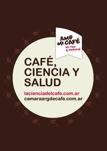 """Descargar Newsletter """"Café, Ciencia y Salud"""" N°3 - La ciencia del café"""