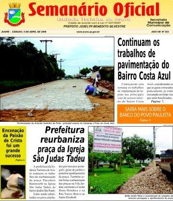 Continuam os trabalhos de pavimentação do Bairro Costa Azul