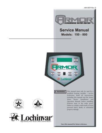 lochinvar crest boiler installation manual