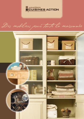 Servante jet xl 5 tiroirs - Cuisine action catalogue ...