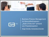 Prozess - Institute of Management (ifu)
