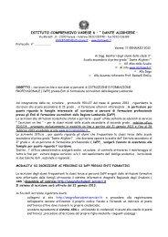 Indicazioni per le iscrizioni ai percorsi di ISTRUZIONE E ...