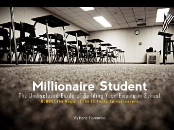 MILLIONAIRE-STUDENT-hanzflorentinDOTcom