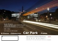 Car Park . France - European Parking Association