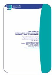 Cover pages (PDF 78 KB) - National Skin Cancer Awareness ...