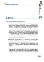 PAC PICASSENT-CAP-09-Conclusiones DAFO.pmd - Pateco