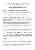 titre iv - dispositions applicables aux zones a urbaniser - Page 5
