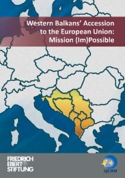Western Balkans' Accession to the European Union: Mission (Im)
