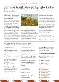 Lyngby kirkeblad maj - aug 2009 - Page 3