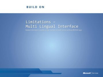 Multilingual user interface - TechNet Blogs