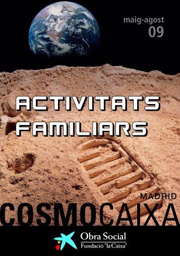"""activitats familiars activitats familiars - Obra Social """"la Caixa"""""""