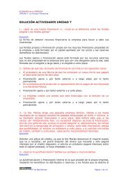 SOLUCIÓN ACTIVIDADES UNIDAD 7 - aulAragon