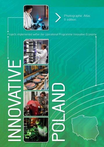 Photographic Atlas II edition - Program Innowacyjna Gospodarka