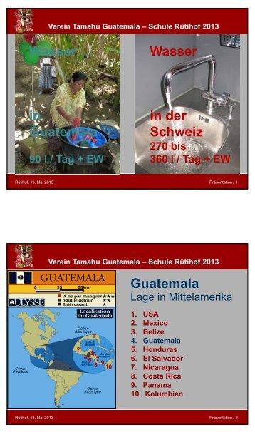 Interkultureller Austausch Schule Rütihof - Schule Pantic - Verein ...