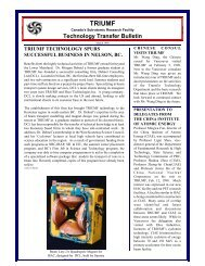 Technology Transfer Bulletin, Vol 1, Issue 1 (March 1998)