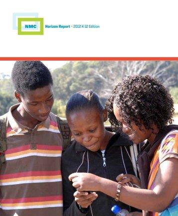 Horizon Report > 2012 K-12 Edition NMC - ISTE