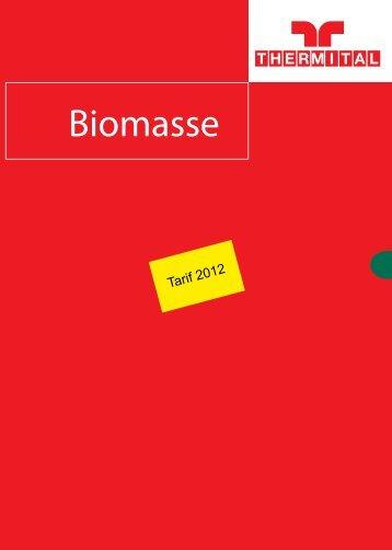 Biomasse - EMAT