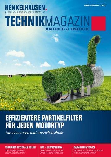 Dieselmotoren und Antriebstechnik - Henkelhausen GmbH & Co. KG