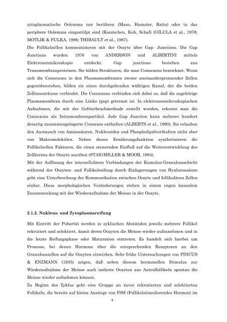 In-vitro-Maturation porciner Oozyten auf Feederlayer ... - Dragon IVF