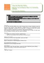 Programme formation MP - archi.re :: architectures à l'île de La ...