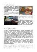Konzept der evangelischen Kindertagesstätte der Johanneskirche - Seite 5