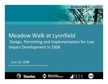 Meadow Walk at Lynnfield
