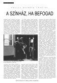 beszélgetés megyeri lászlóval - Színház.net - Page 3