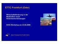 ETTC Frankfurt (Oder)