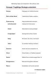 Schlaue Liste zum Notieren Ihrer Ideen (3 Seiten) downloaden