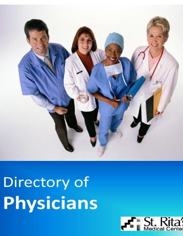 Click here for the physician directory