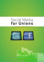 Social media for unions (PDF File)