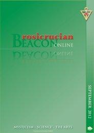 Rosicrucian Beacon Online - AMORC