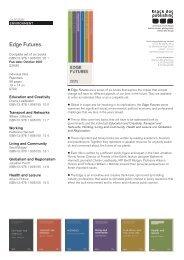 Edge Futures - Black Dog Publishing