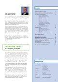 Aktuelle Ausgabe - bei der BKK exklusiv - Seite 3