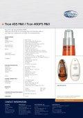 Tron 40S MkII Tron 40GPS MkII - Uni-Safe Electronics a/s - Page 2